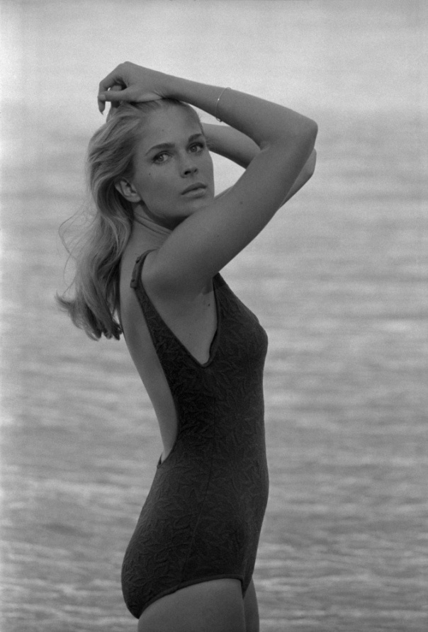1946 Candice Bergen photo by Terry O'Neil 1968