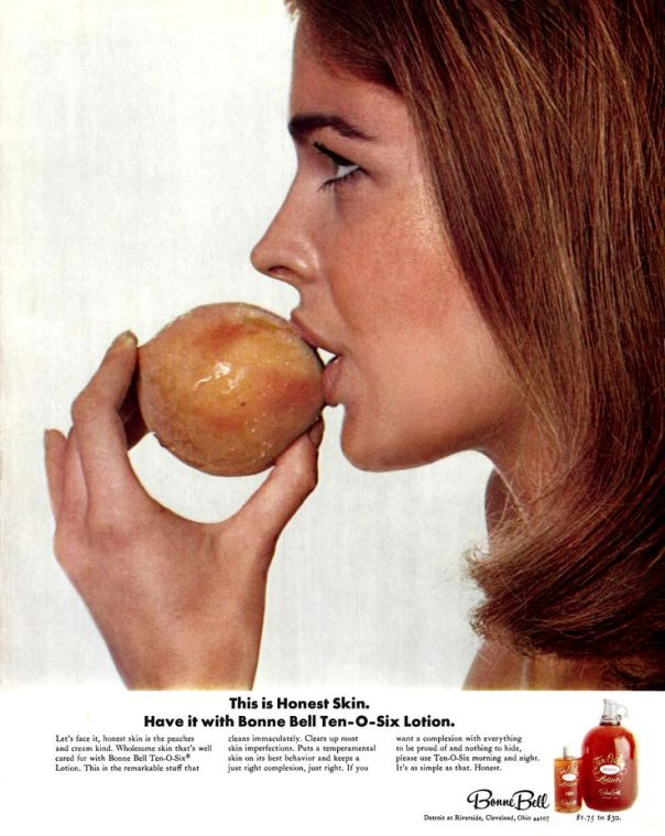 Candace Bergen apple advert