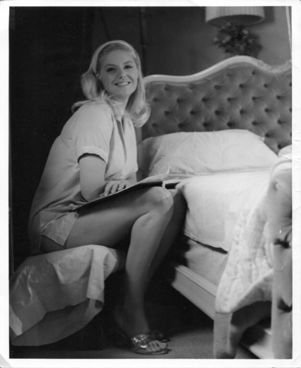 CHRISTIANE SCHMIDTMER vintage sexy Publicity Press Photo '60s STARLET, PLAYBOY