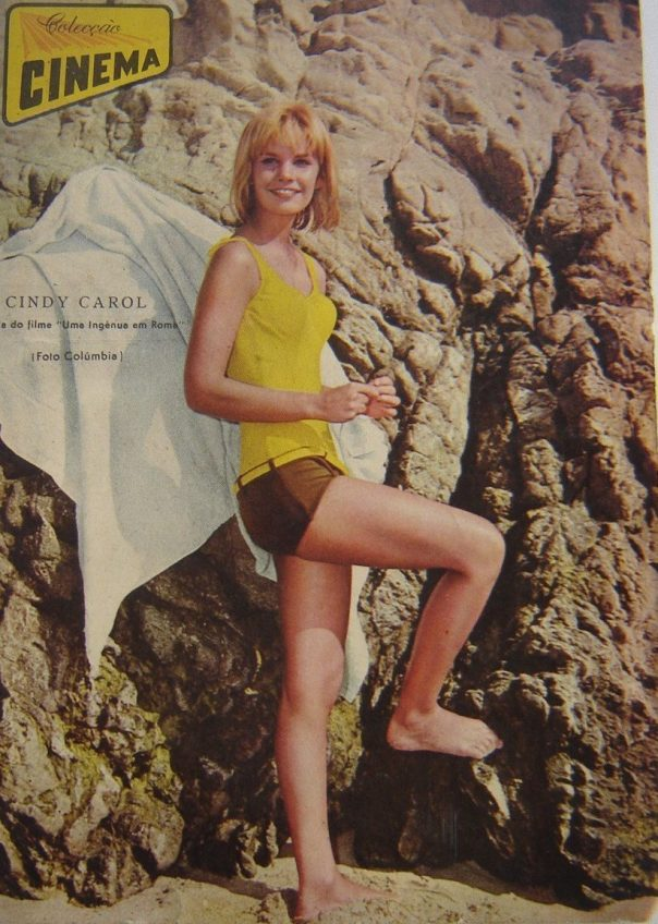 Cindy Carol magazine cover