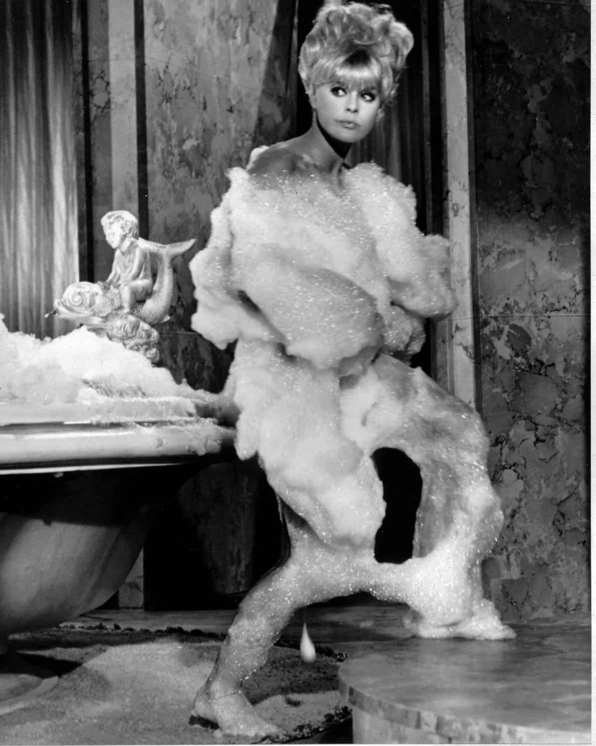 Elke Sommer Biografia fotos desnuda informacion