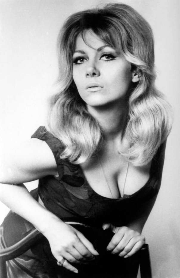 Britain Obit Ingrid Pitt