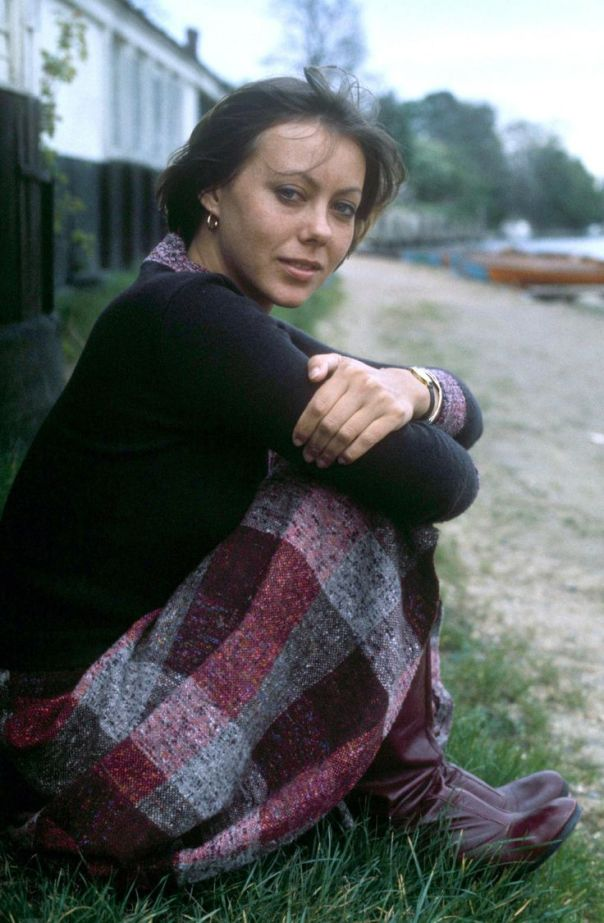 Mandatory Credit: Photo by Rex Features (54629d) JENNY AGUTTER VARIOUS - 1975