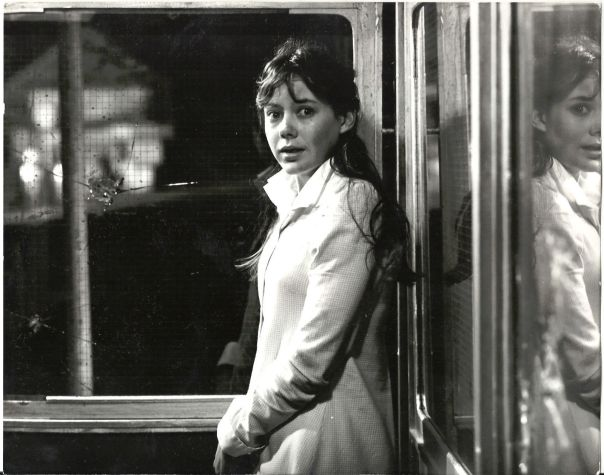 JENNY AGUTTER UK ORIGINAL B:W PHOTO 8X10