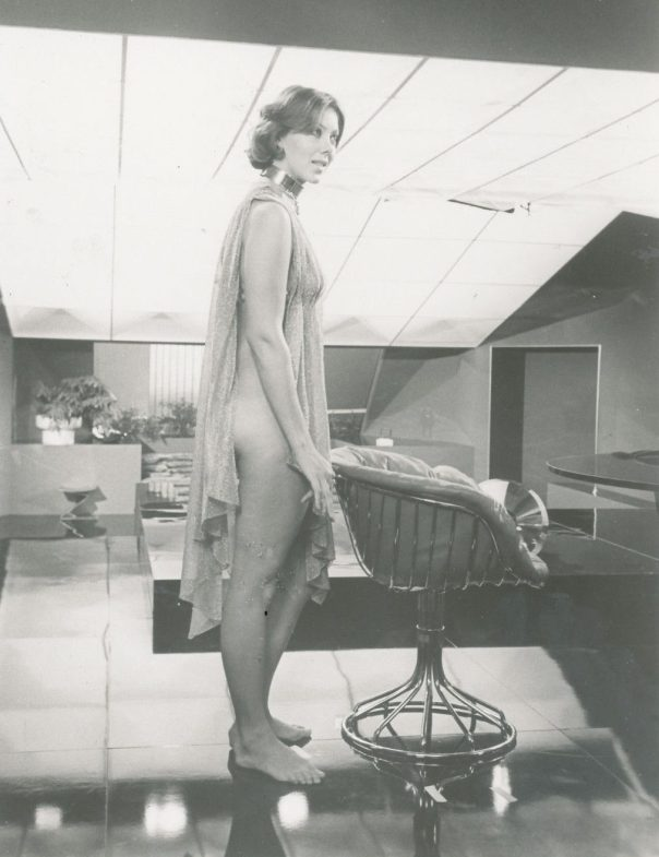 JENNY AGUTTER:LOGAN'S RUN:8X10 COPY PHOTO CC1265
