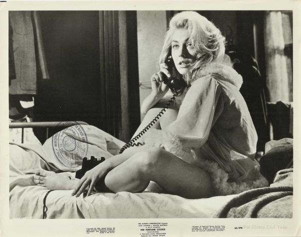 "JUDI WEST in ""The Fortune Cookie"" Original Vintage Photograph 1966"