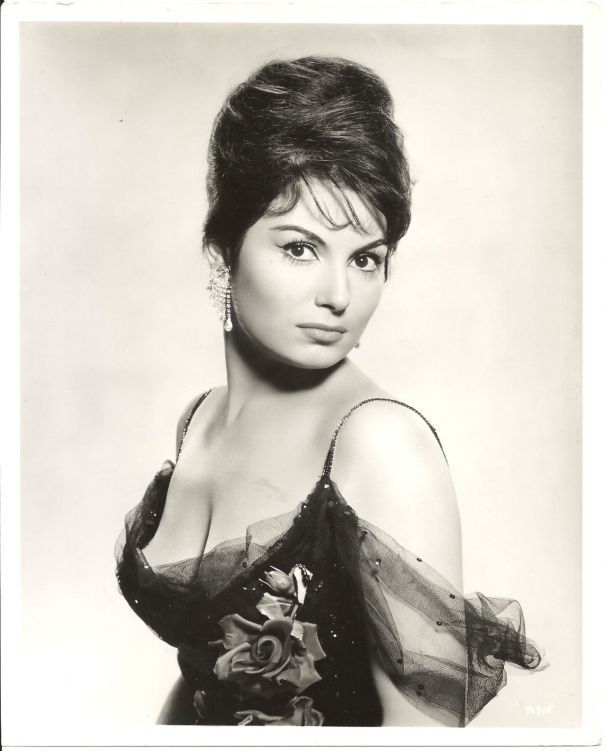 ROSANNA SCHIAFFINO SEXY US ORIGINAL B_W PHOTO 8x10