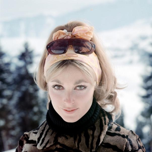 Sharon Tate ski onsetfvk2