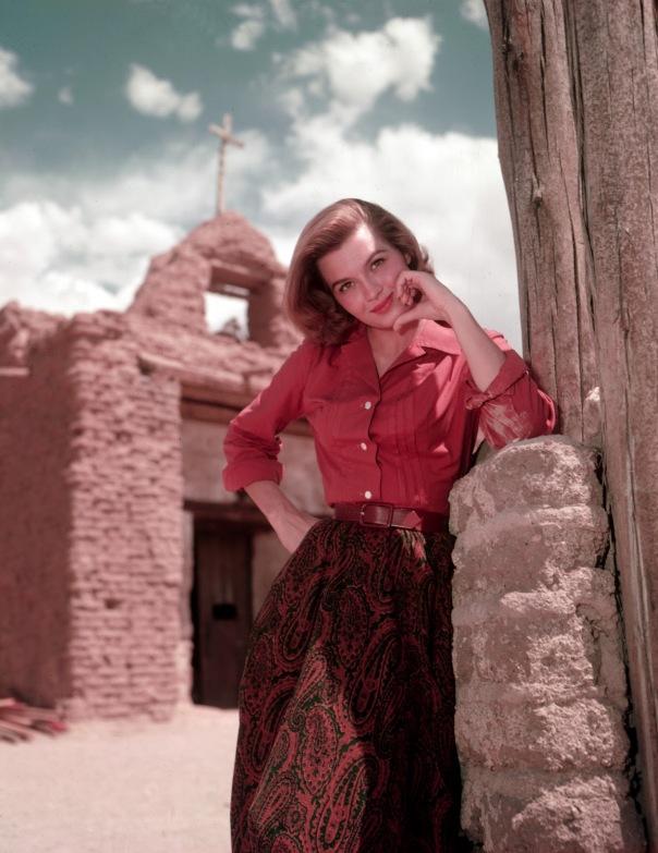 Angie Dickinson - 'Rio Bravo' - 1959