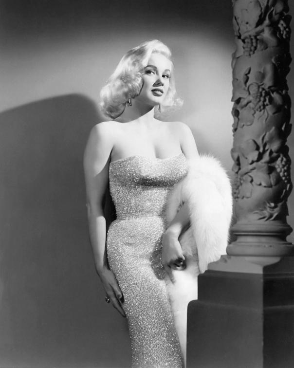Mamie Van Doren-1950s