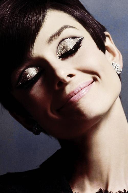 Audrey Hepburn photographed by Douglas Kirkland, 1965-1