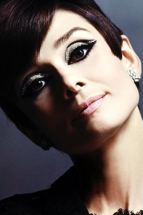 Audrey Hepburn photographed by Douglas Kirkland, 1965-2