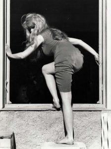 Brigitte Bardot Honey Ryder