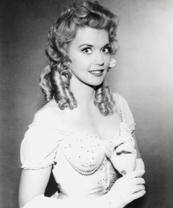 Donna Douglas JeanJeanie61