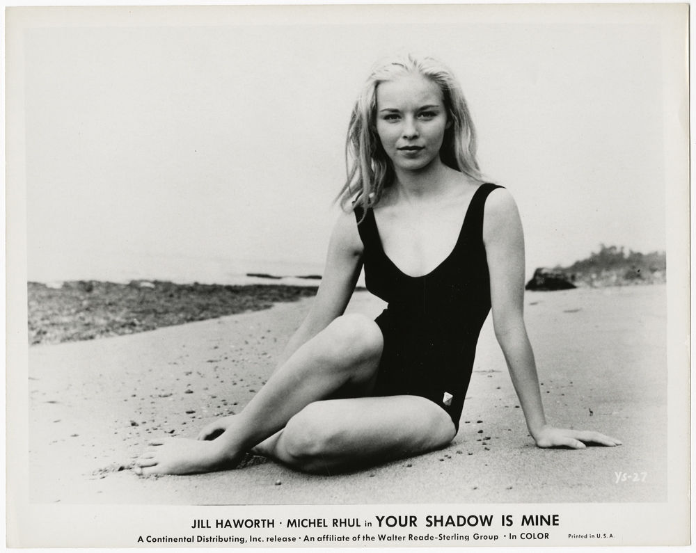 jill haworth measurements