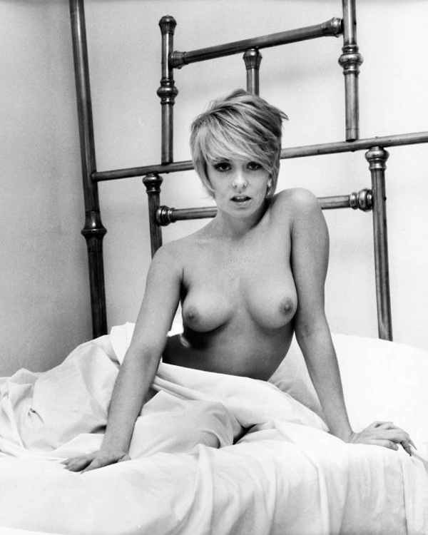 Joey Heatherton topless