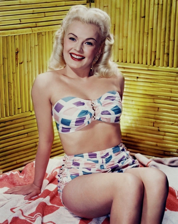 June Haver 1926 color bamboo