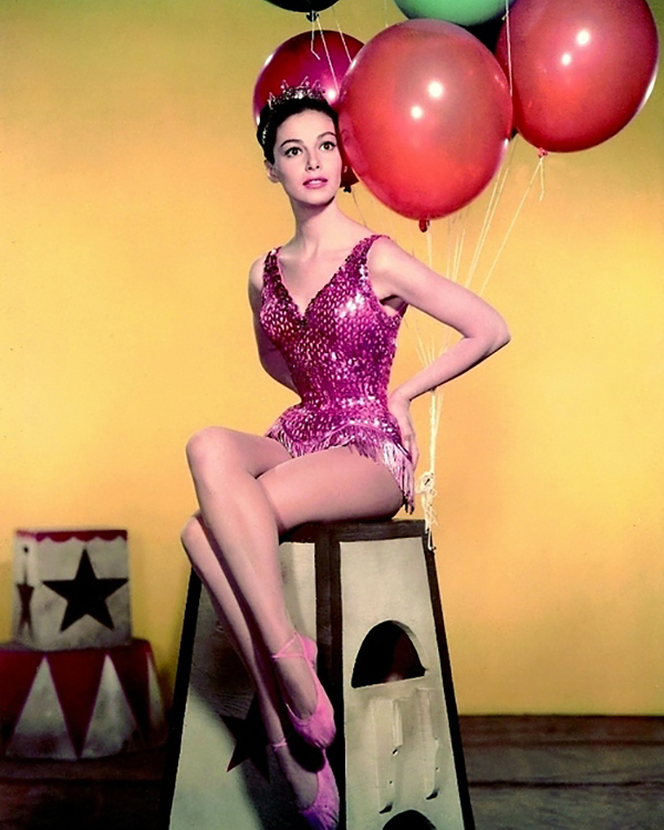 pier angeli colored circus
