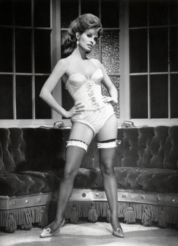 raquel welch 1967 The Oldest Profession 024
