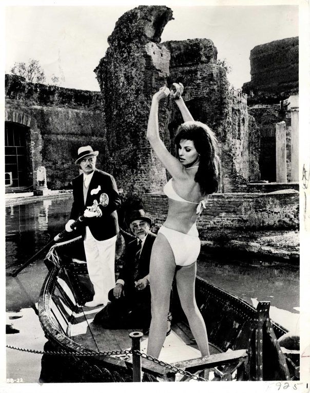 Raquel Welch 1968 Biggest Bundle of Them All 1968