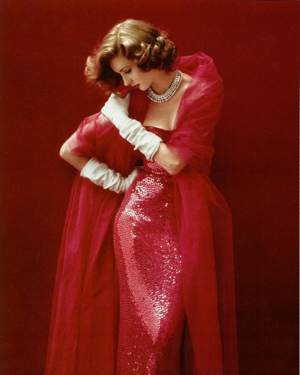 Suzy Parker (1932 – 2003) cover