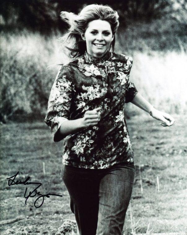 Bionic Woman Running