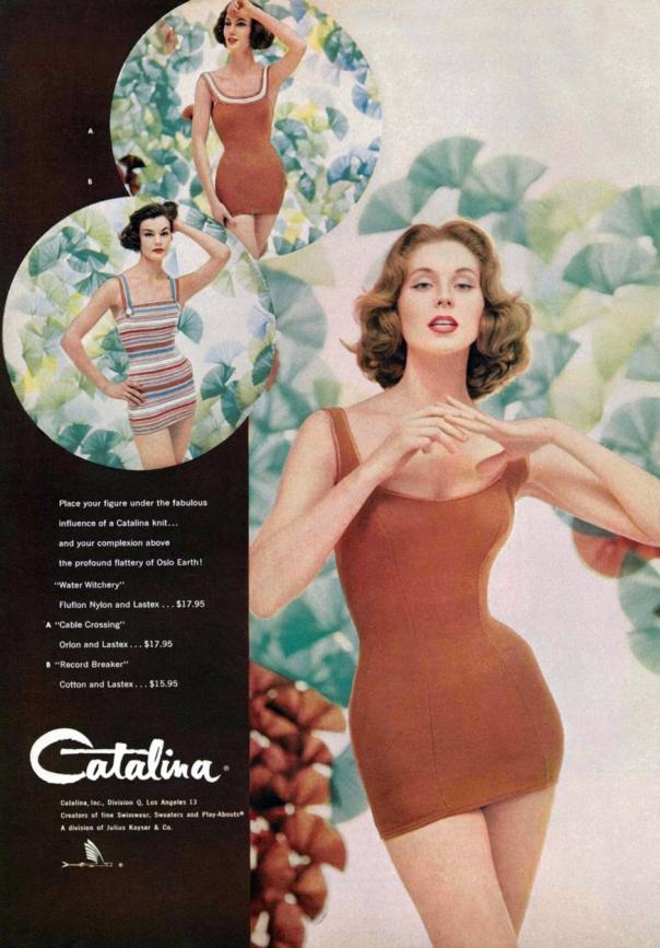 suzy-parker-1932-2003-catalina-swimwear-1957-suzy-parker