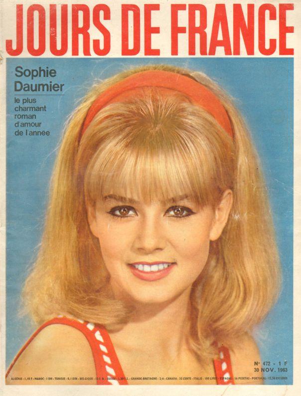 sophie-daumier-ours-de-france-n472-sophie-daumier-les-debs-1963