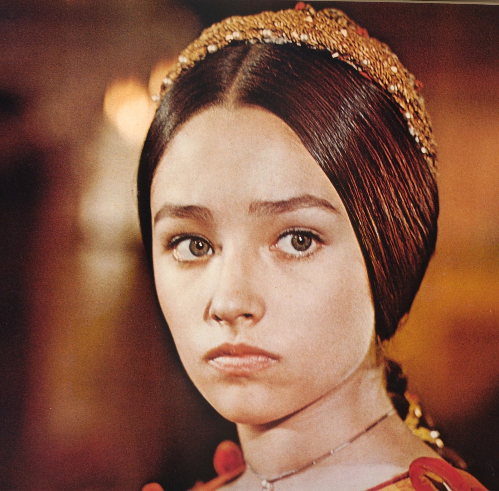 Olivia Hussey Nude in Romeo and Juliet - Video