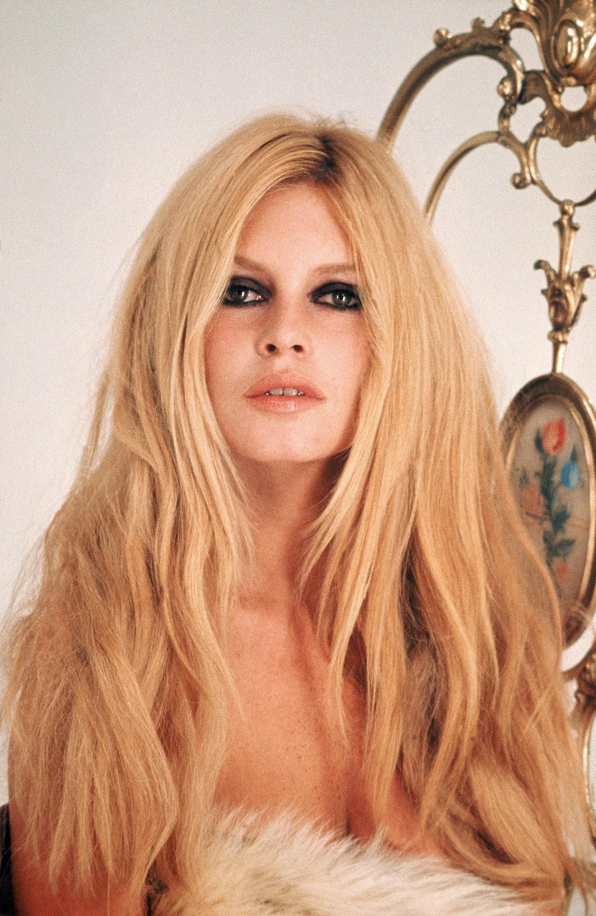 brigitte bardot nude | 24 femmes per second
