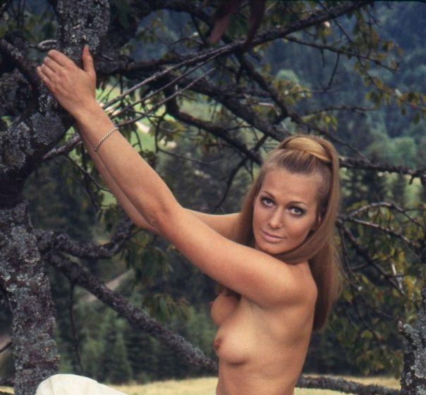 Marlene Wiese Sexy Bikini Pinup Modelo 1968b