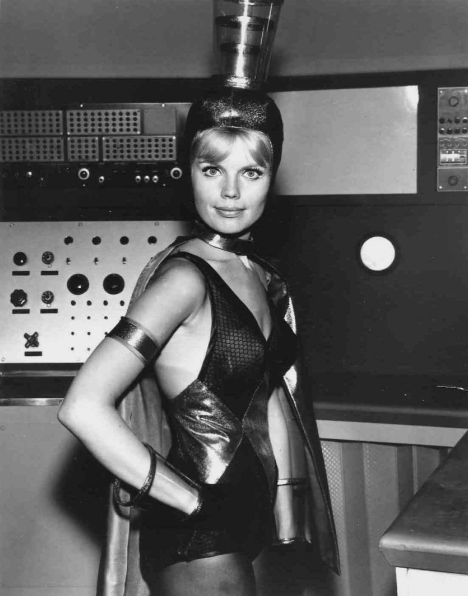 Marta Kristen Mermaid