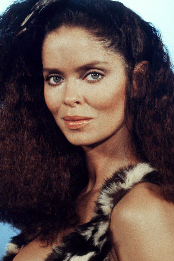 Barbara Bach Portrait From Caveman 24x36 Poster Print