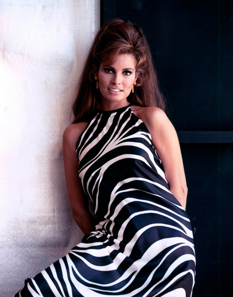 Raquel Welch 24 Femmes Per Second