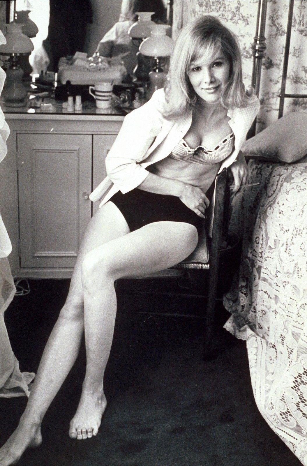 Susan Hampshire (born 1937)